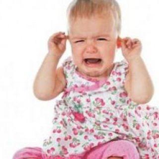 лечение боли в ухе у ребенка