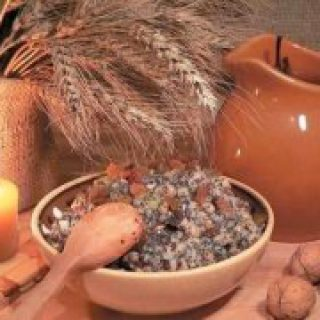 рецепты кутьи и сочиво на Рождество